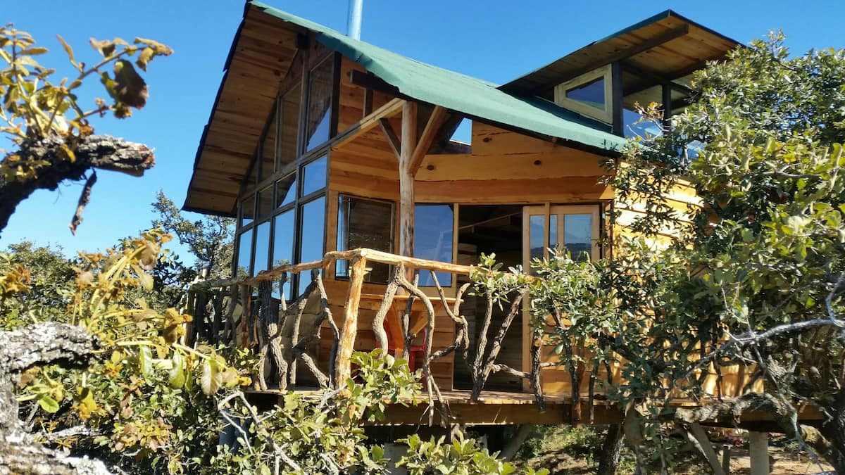 Ecovillage Mount Mitla. Violet Nest