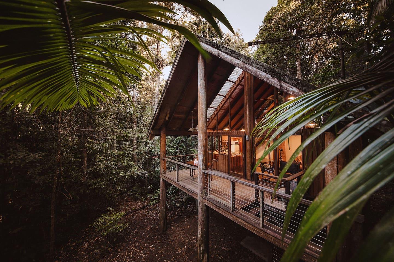 Luxury Treehouse Rental in Australia