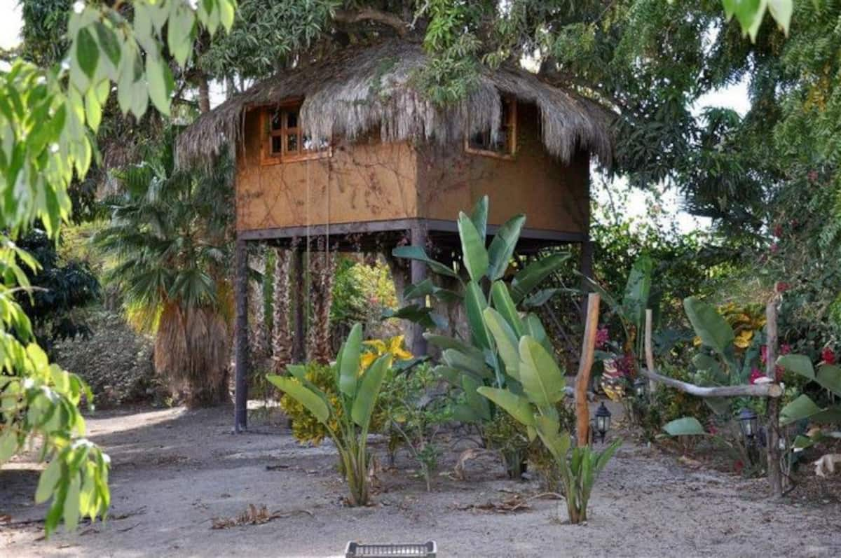 Rancho Danza Treehouse Mexico