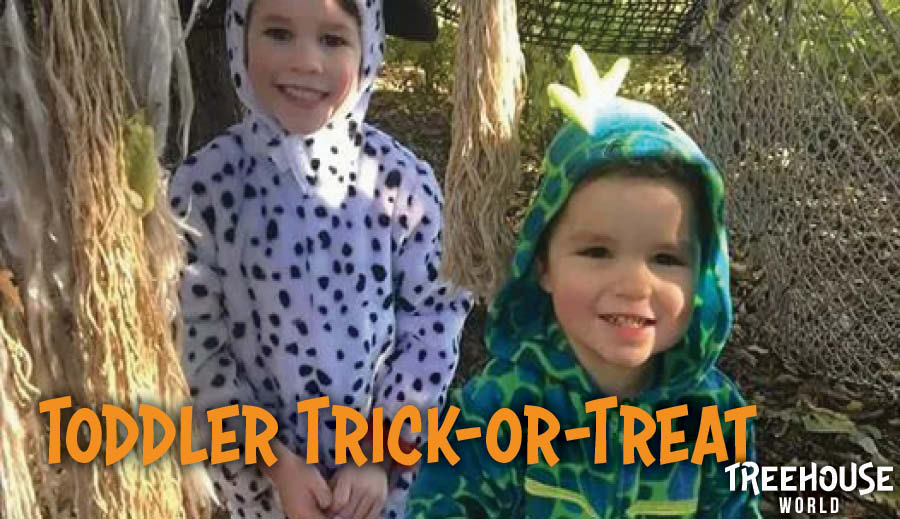 Toddler Trickortreat