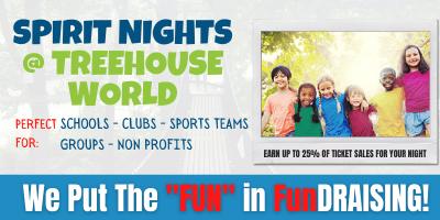 Treehouse World School & Group Fundraising Program