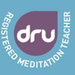Dru Meditation registered teacher logo