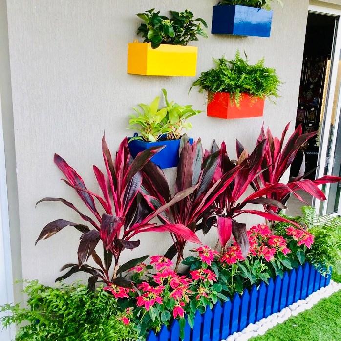 Apartment garden bangalore
