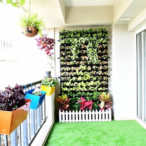 Green walls bangalore