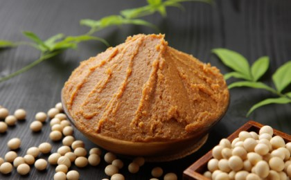 Treeninglife - article 7 nutrition - miso aliment - musculation vegan