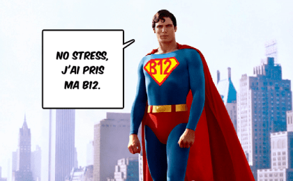 Treeninglife - superman b12 sport santé musculation nutrition lifestyle