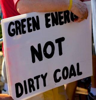 Green not Coal