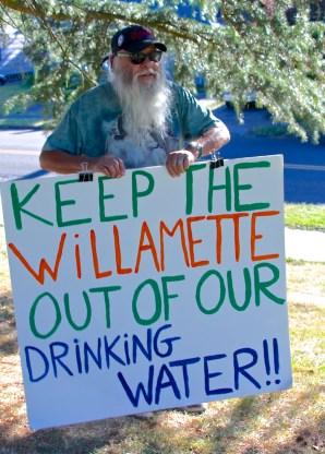 Drink the Willamette Soon?