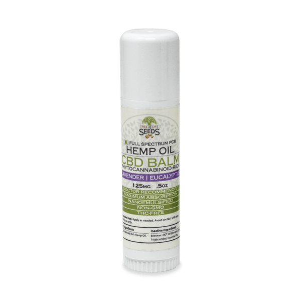 Lavendar Balm .5oz stick CBD Oil Balm Topical
