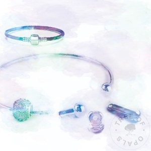Keepsake charm addons for European charm bead collections