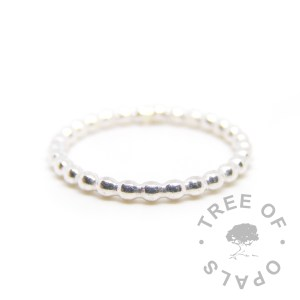 bubble wire stacking ring