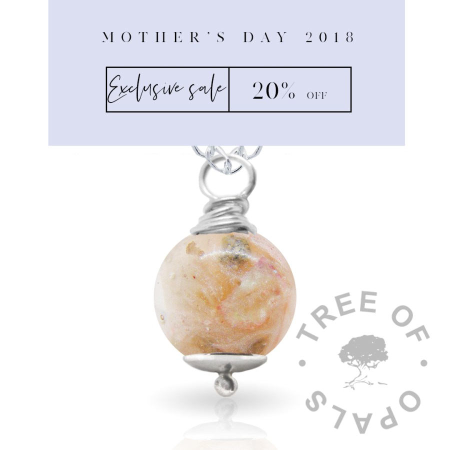 mother's Day 2018 20% off, gift certificate and kit