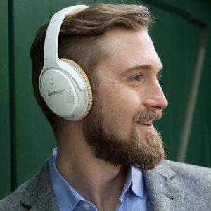 man with heaphones groom gift idea