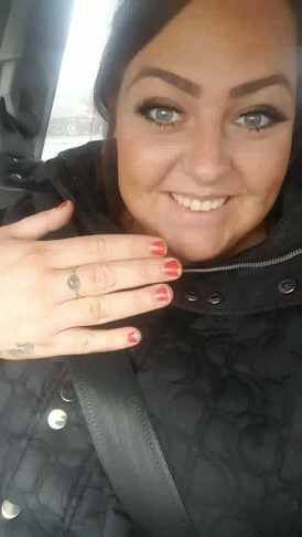 *tw* proud mummy baby loss ring, lock of hair ring memorial, funds raised for ~Olivia's Charity Ball Tree of Opals 2018