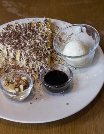 Toblerone Chocolate Chesse