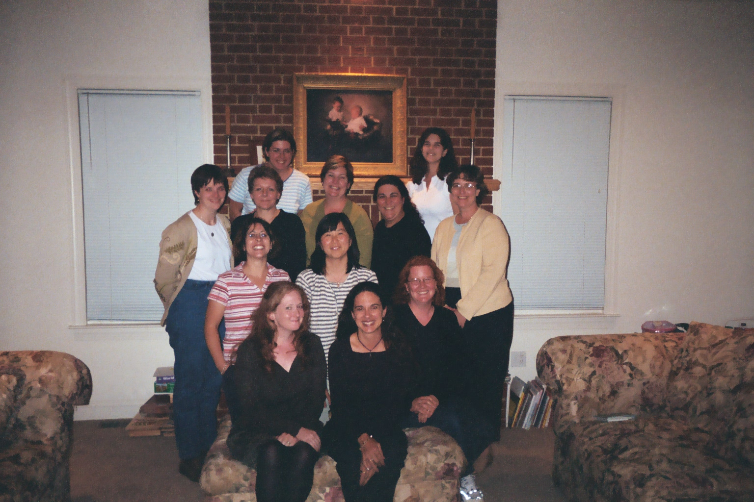 August Moms Baltimore - Oct 2003
