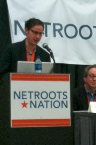 Nate Silver on Nerdfest Panel