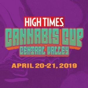 High Times Cannabis Cup 2019 Central Valley @ Cal Expo - Lot D