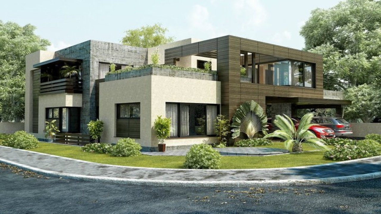 Very Modern House Plans Modern Small House Plans, Hous