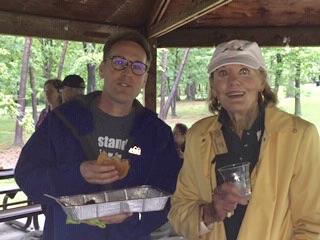 Kurt Moser and Lynn Gas