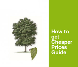 How to get lower cost tree removal price quotes