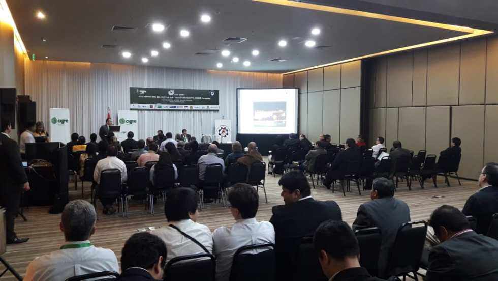 Treetech Participates In Major Event In The Electricity Sector In Paraguay