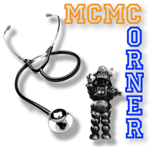 MCMC robot needs love!
