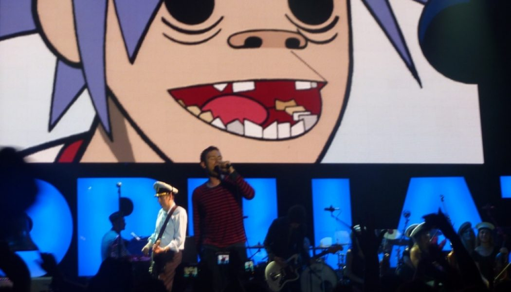 DoYaThing Video By Gorillaz, Andre 3000 & James Murphy