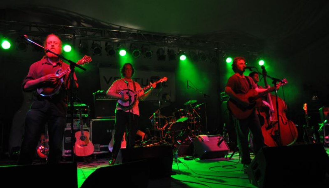 Railroad Earth Lights Up Asheville