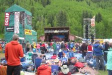 Telluride Bluegrass Festival Announces Schedule, Sells Out