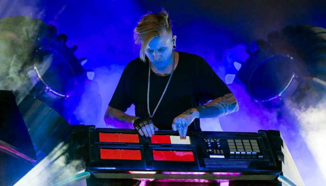 Watch It: The Glitch Mob Host Live Video Chat With Fans