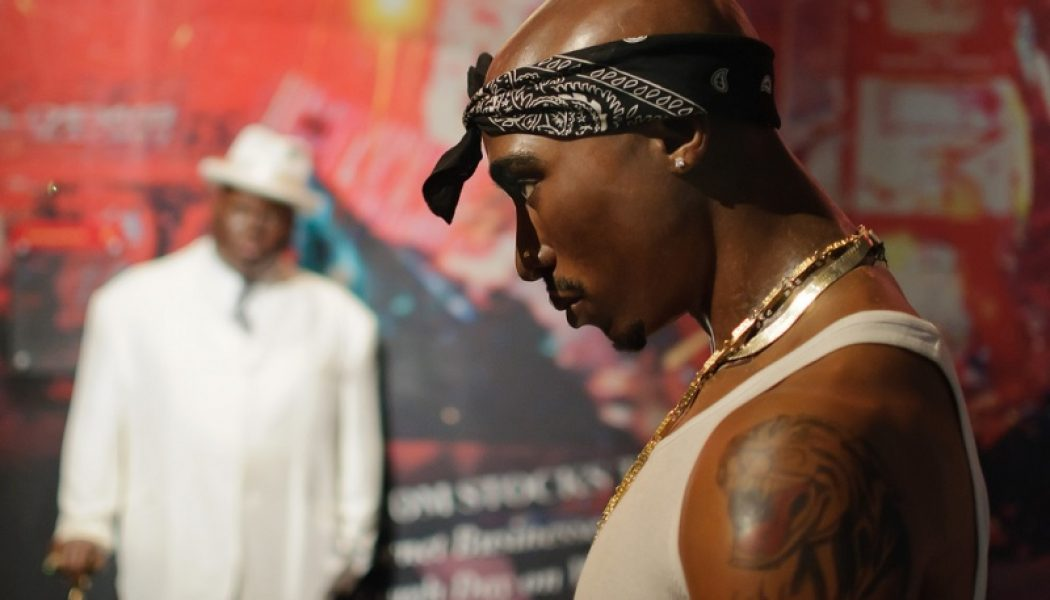 Tupac Shakur Rises From The Dead For Coachella Audience