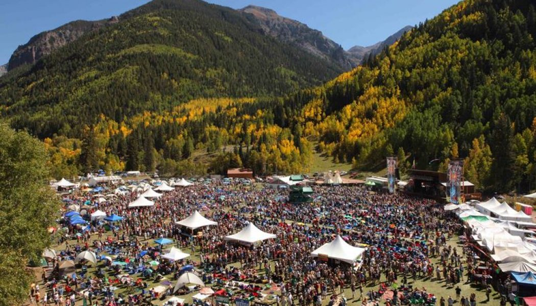 Telluride Blues & Brews Festival Initial Lineup