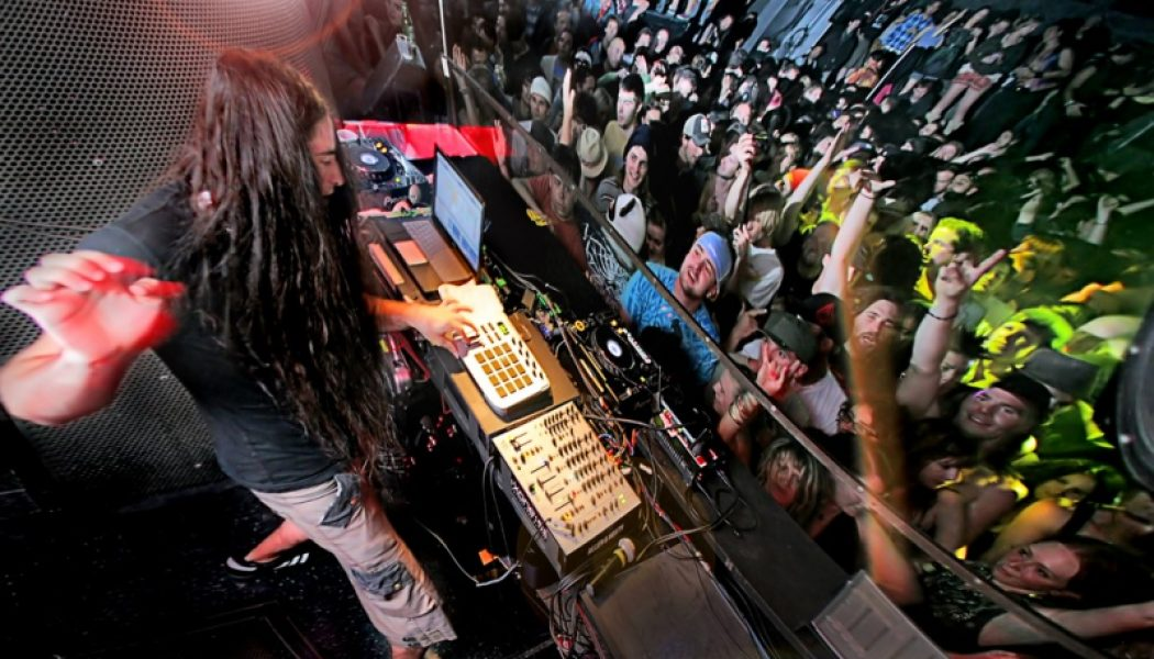 Bassnectar Chats About Pushing Buttons & What It Means To DJ