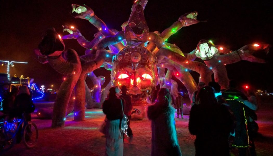 Burning Man Officials Announce Limited Ticket Re-Release