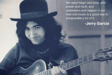 Jerry Garcia Tribute Show, Move Me Brightly, Clocks In At Over Five Hours