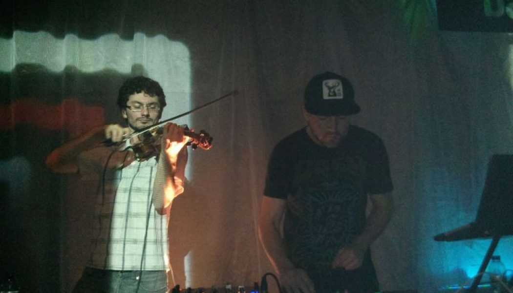 Emancipator Packs The Ogden Theatre With Help Of Blockhead And Inspired Flight
