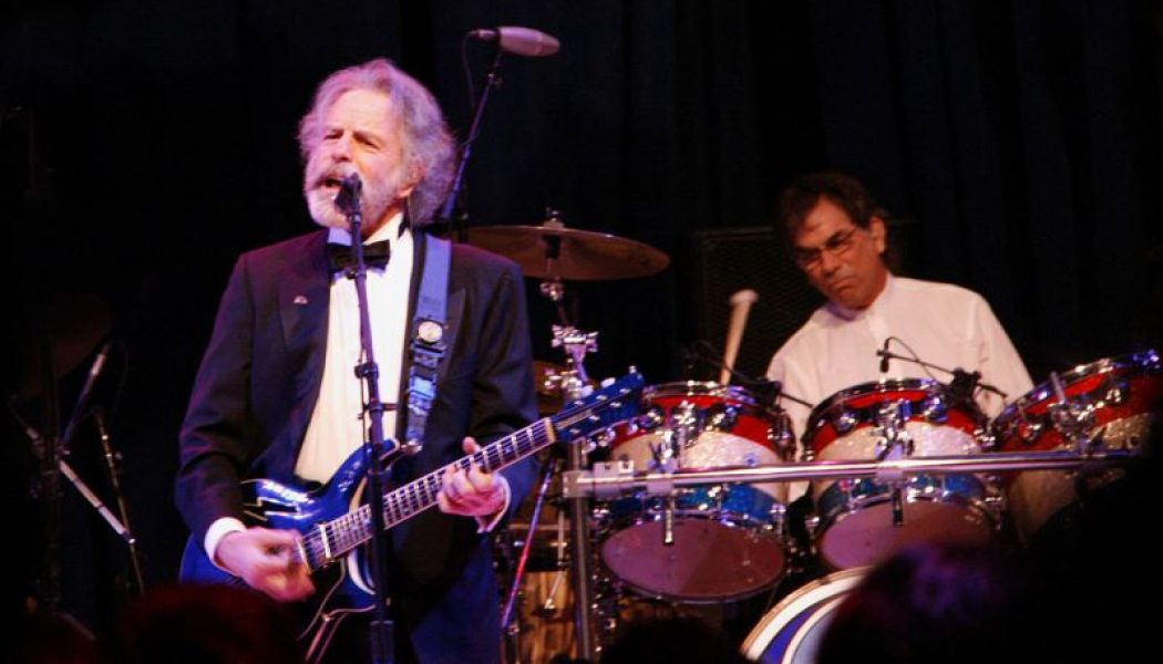 Bob Weir Unable To Perform