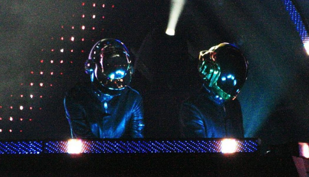 Daft Punk Releases Official Teaser Video For New Song With Pharrell Williams
