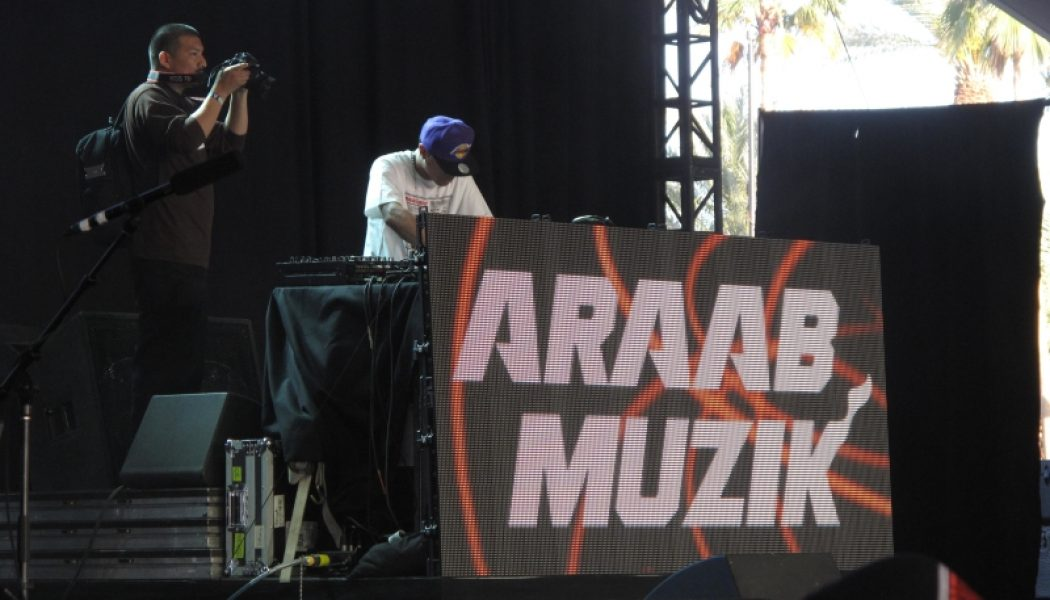 AraabMUZIK Shot During Attempted Robbery