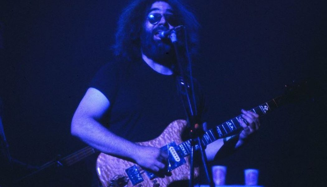 Happy 71st Birthday Jerry Garcia (Video Collection)