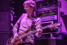 Phil Lesh, Joe Russo and Eric Krasno Jam In Central Park