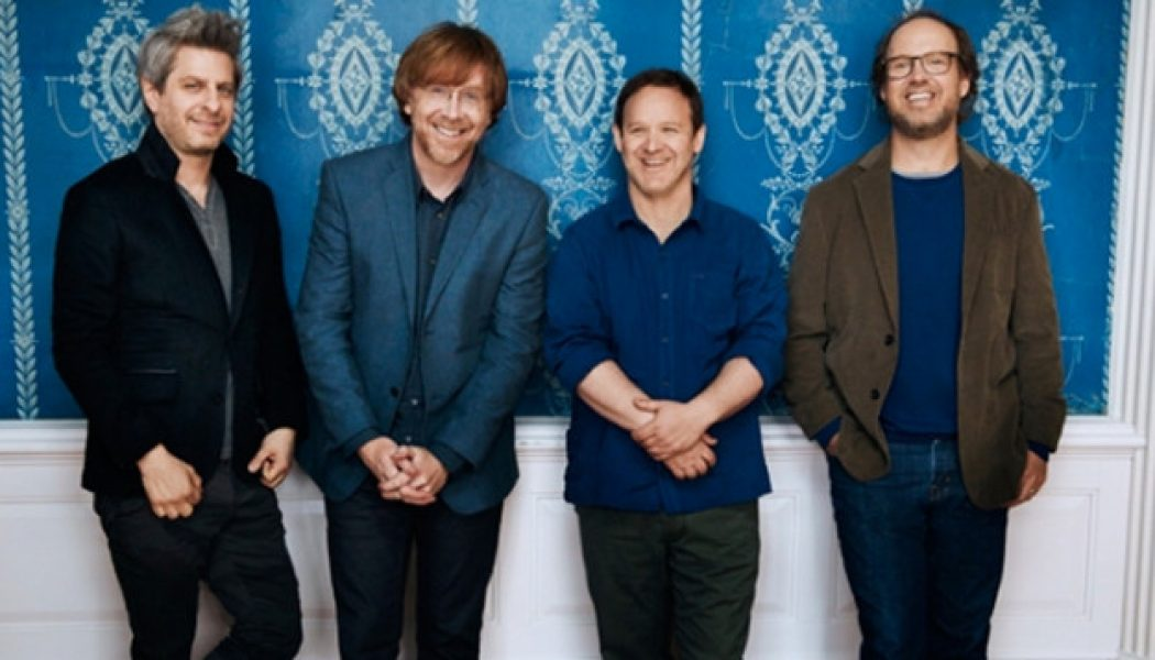 Phish Unveils New Song