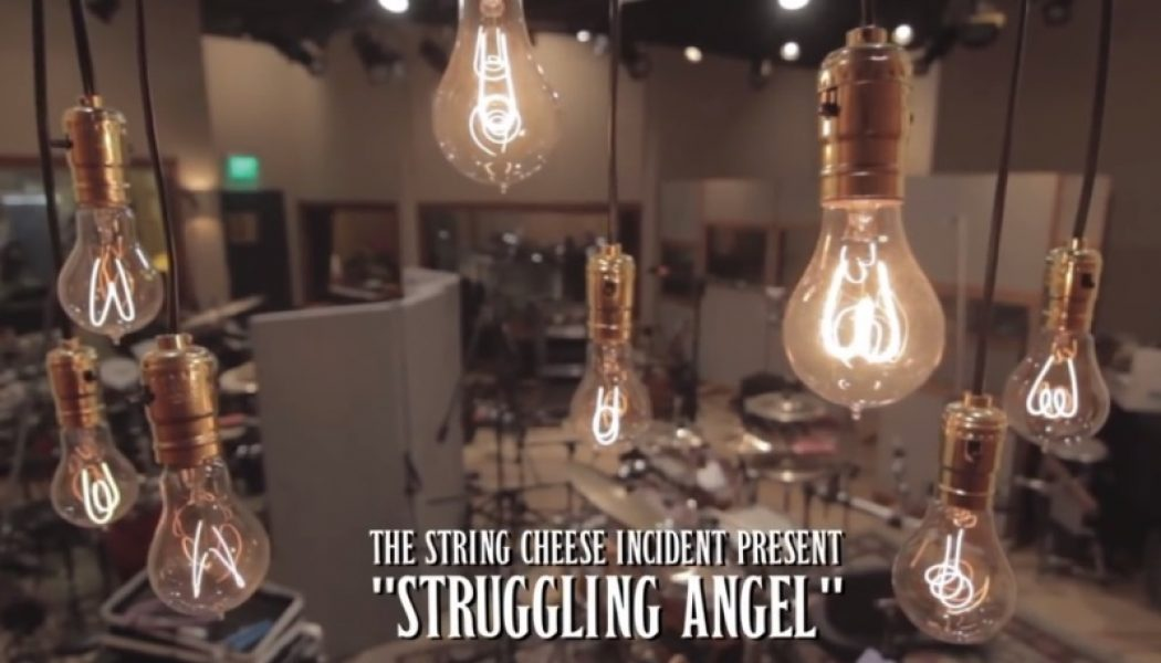 Watch: Inside the studio with SCI Struggling Angel