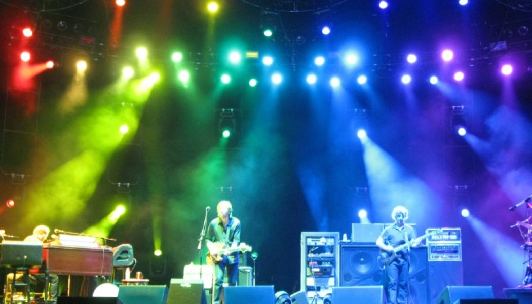 Phish Announce 12 Gig Fall Tour Including 3 Nights In Vegas