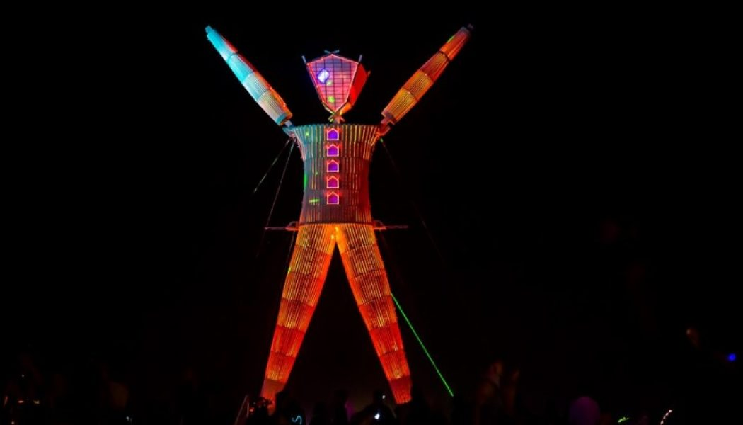 Burning Man Keeps Gates Closed Until Midday Tuesday
