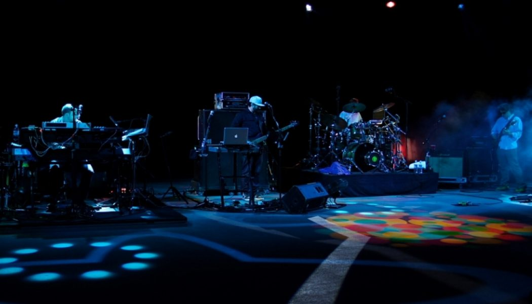 The Disco Biscuits Play A Set Of Grateful Dead Songs With Members Of The Grateful Dead
