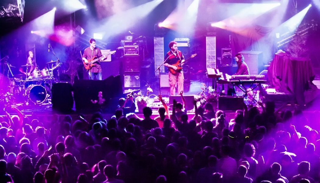 Dopapod, The Werks & Papadosio perform Pink Floyd