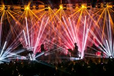 STS9 Debuts New Song Only Light Remains At Red Rocks