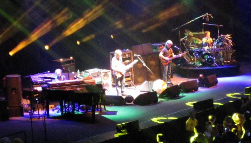 STS9 Covers First Tube By Phish